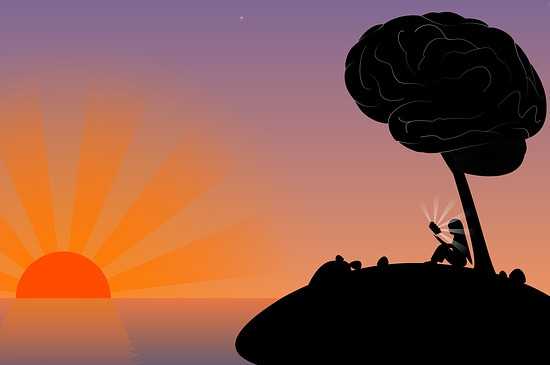 Медитация на гармонизацию головного мозга
