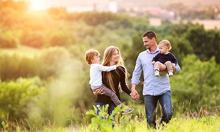 Настроить семейные отношения