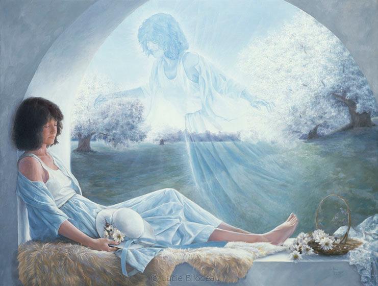 Медитация на раскрытие души