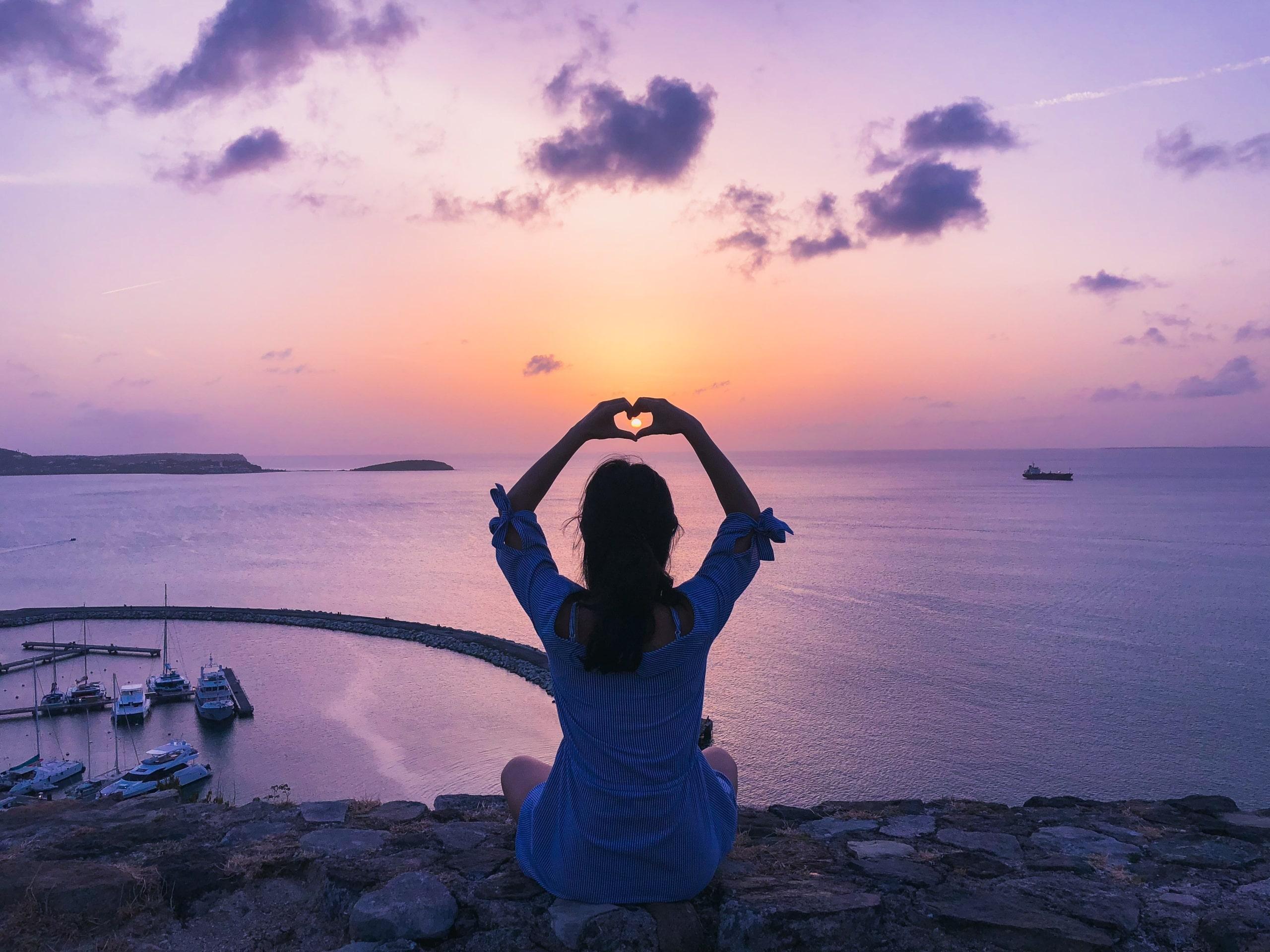 Как наполнить себя энергией любви и света?