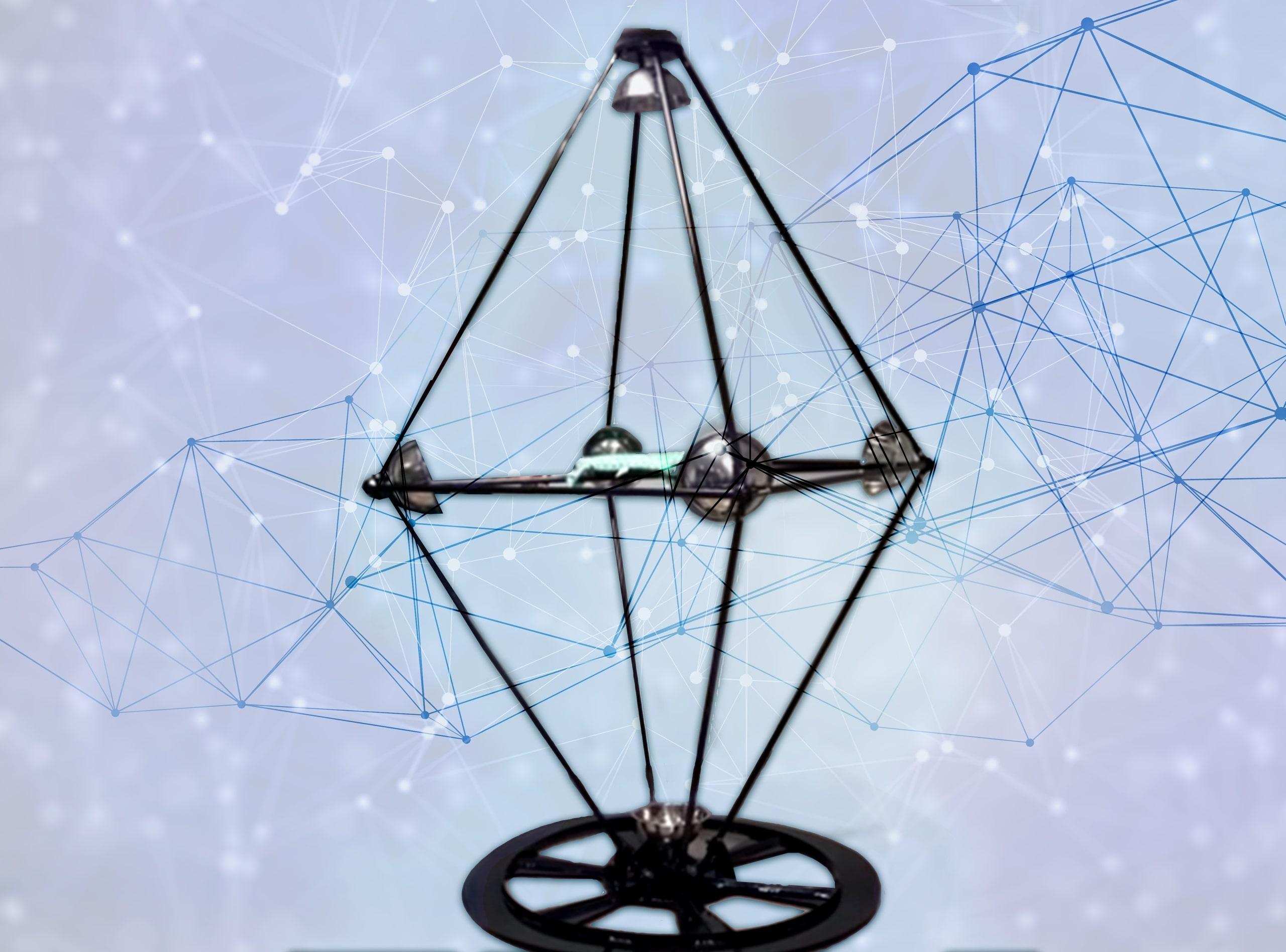 Структурно-пространственный преобразователь