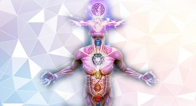 Энерго-информационная структура человека